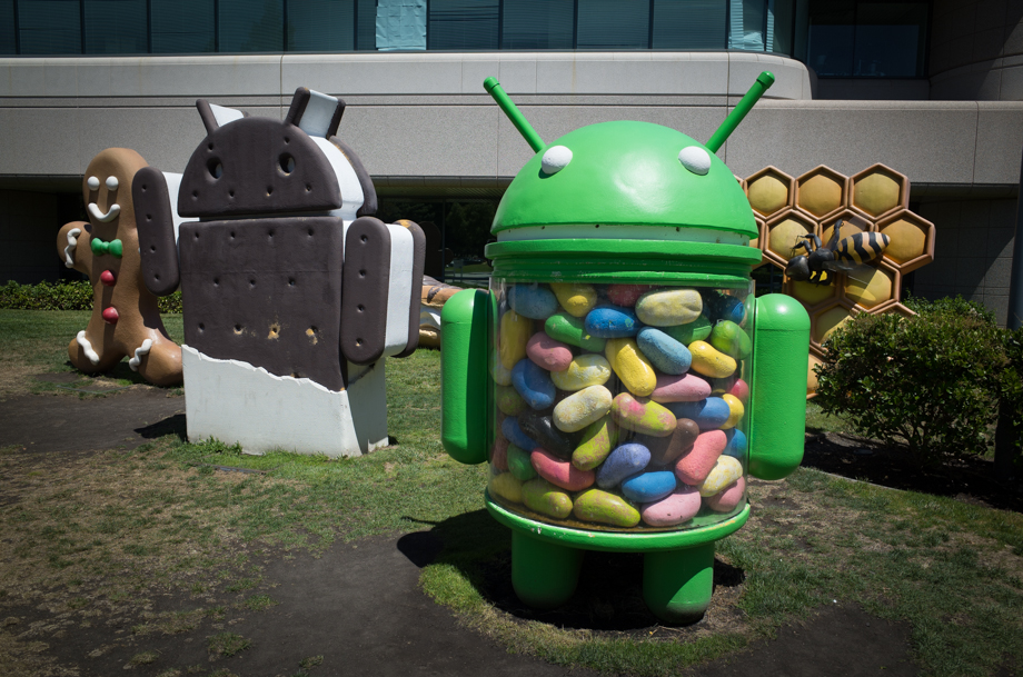 Google in Mountain View
