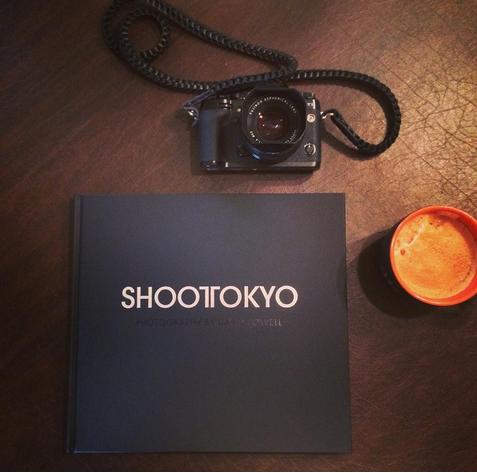 ShootTokyo: The Book