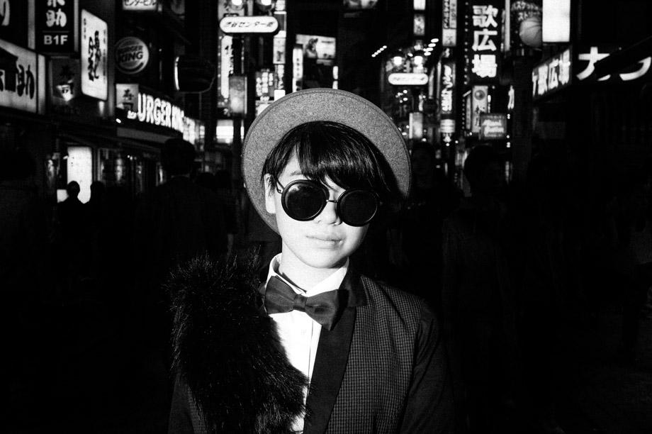 3 Strangers in Shibuya