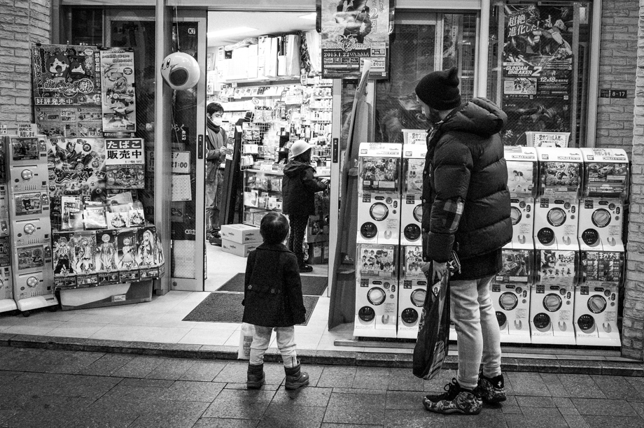 Getting Started with Street Photography