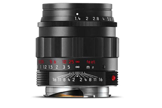 Black Chrome Summilux 35mm f/1.4