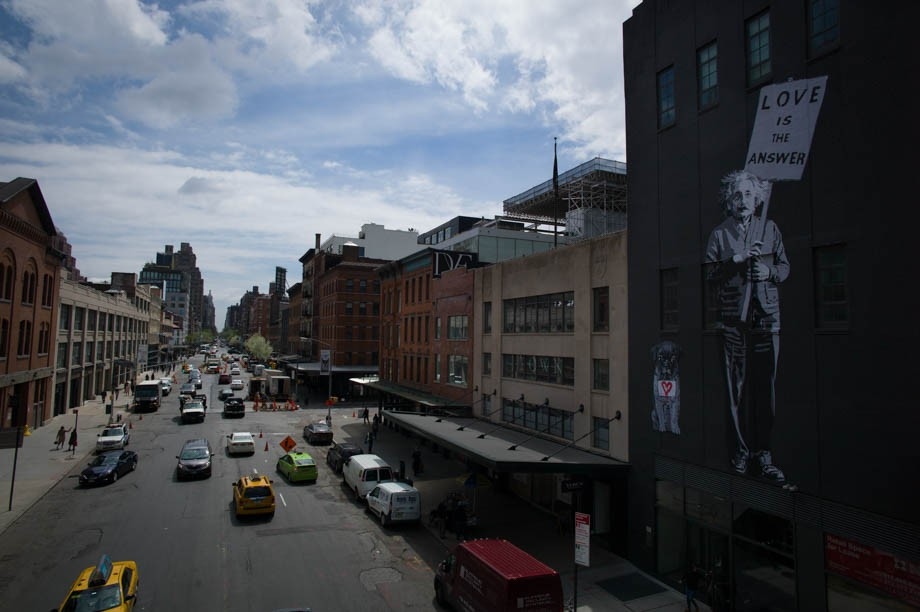 The Meat Packing District NYC