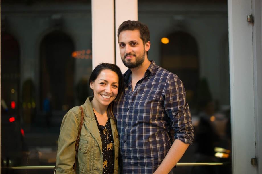 Shahan and Alma
