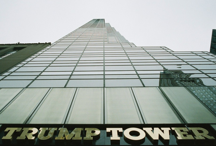 Trump Tower NYC