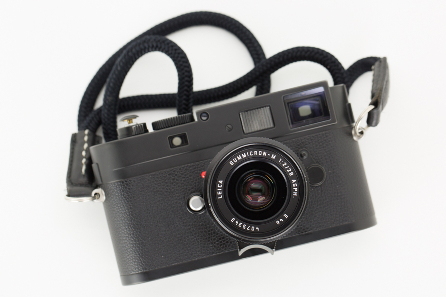 The Leica M Monochrom with a Summicron 50mm f/2.0