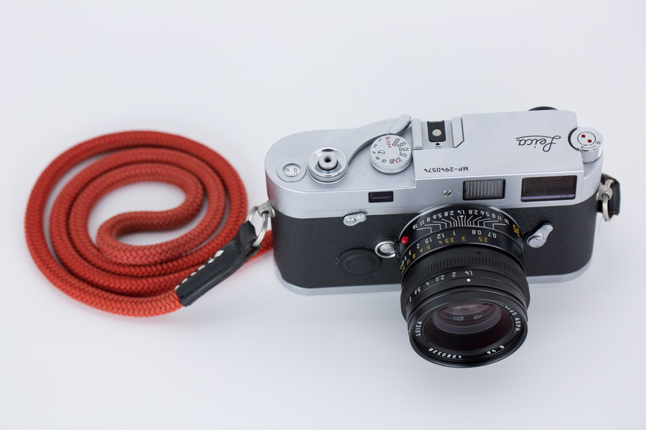 The Leica MP with a Summilux 35mm f/1.4
