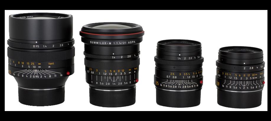 ShootTokyo Lenses