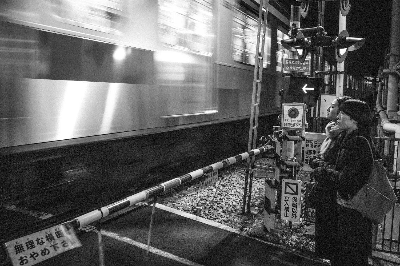Jiyugaoka Train