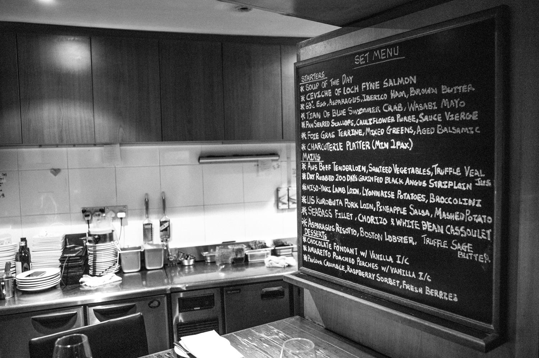 Mag's Wine Kitchen Singapore
