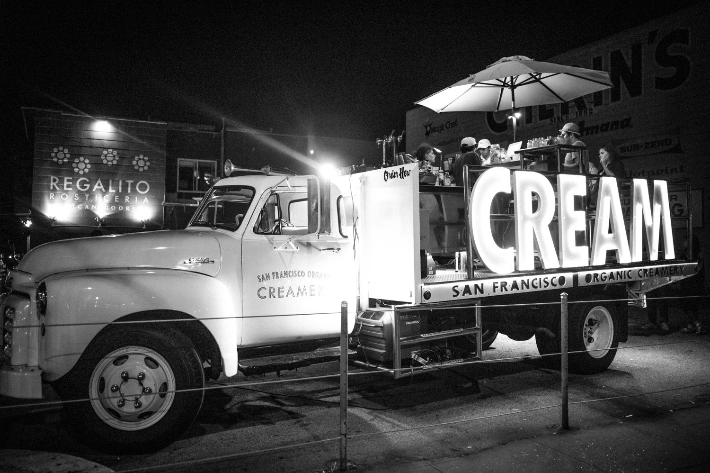 Cream San Francisco
