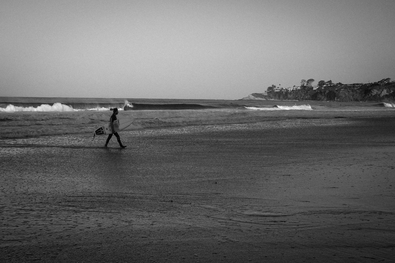Morning Surf at Laguna Beach