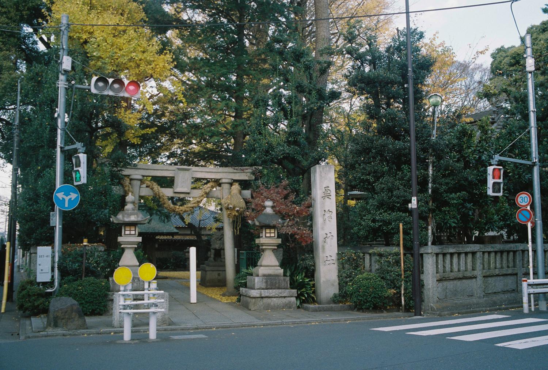 Okazawa Shrine