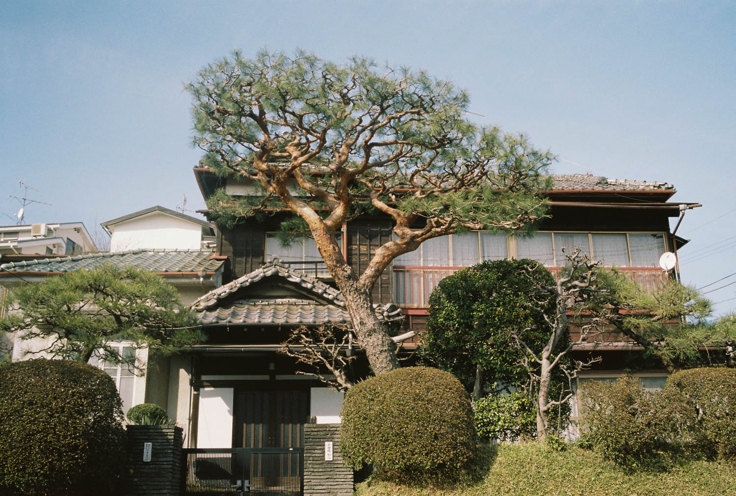 Old Tokyo House