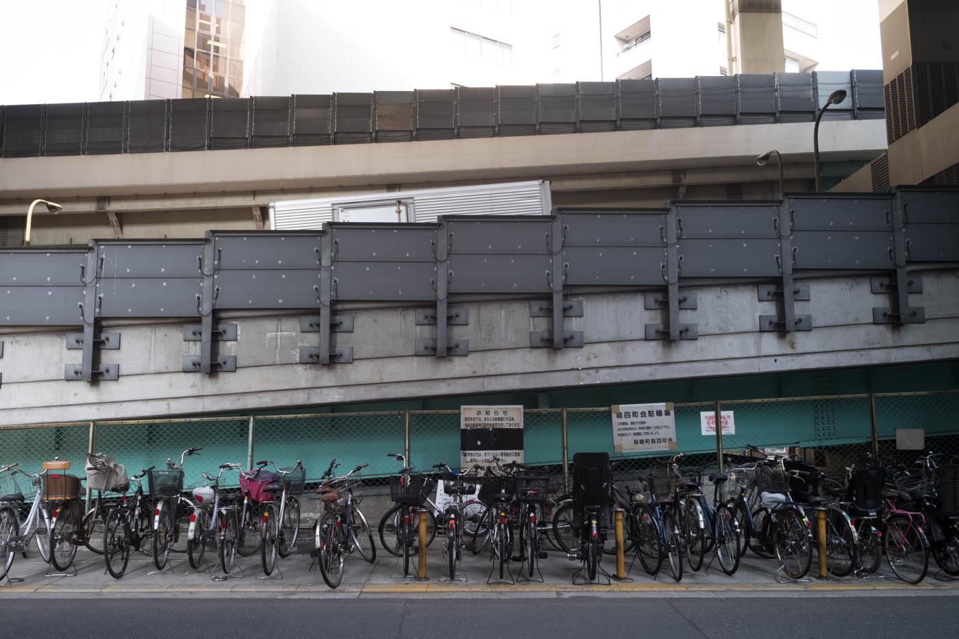 Tokyo Bike Parking