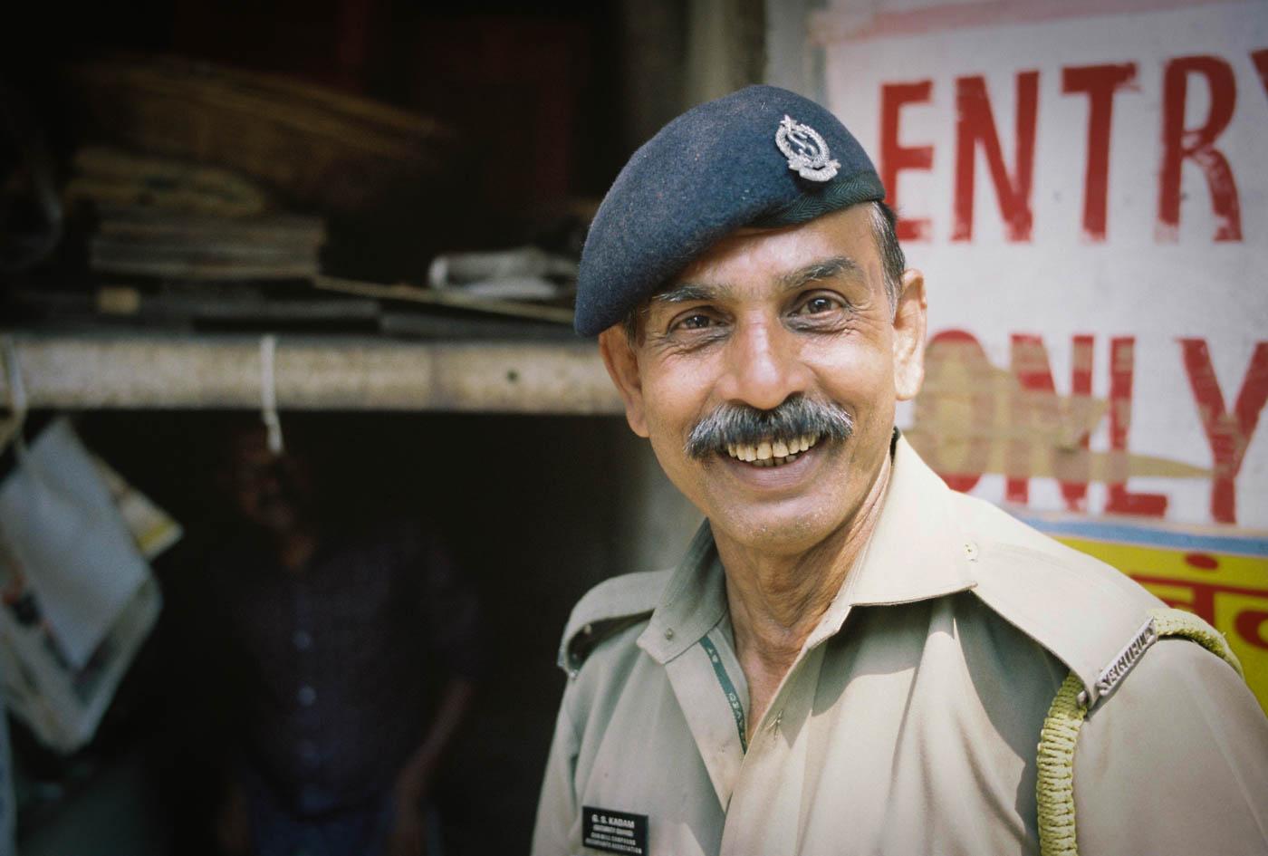 Mumbai Cop