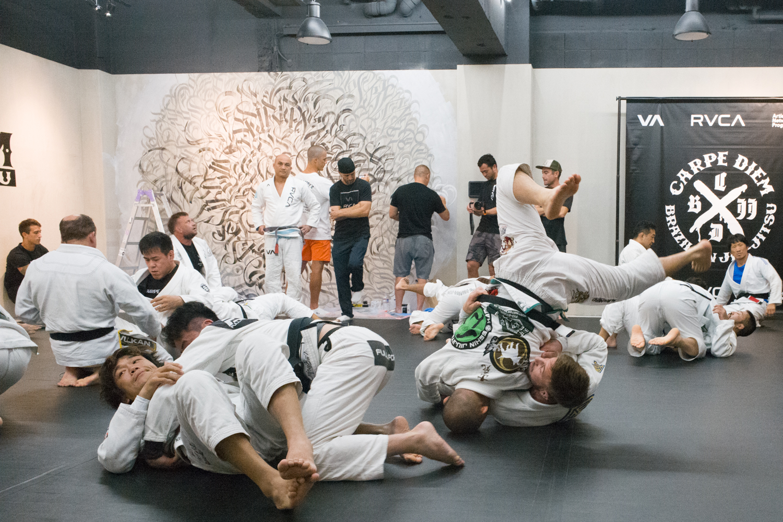 Carpe Diem Brazilian Jiu-Jitsu Jiyugaoka