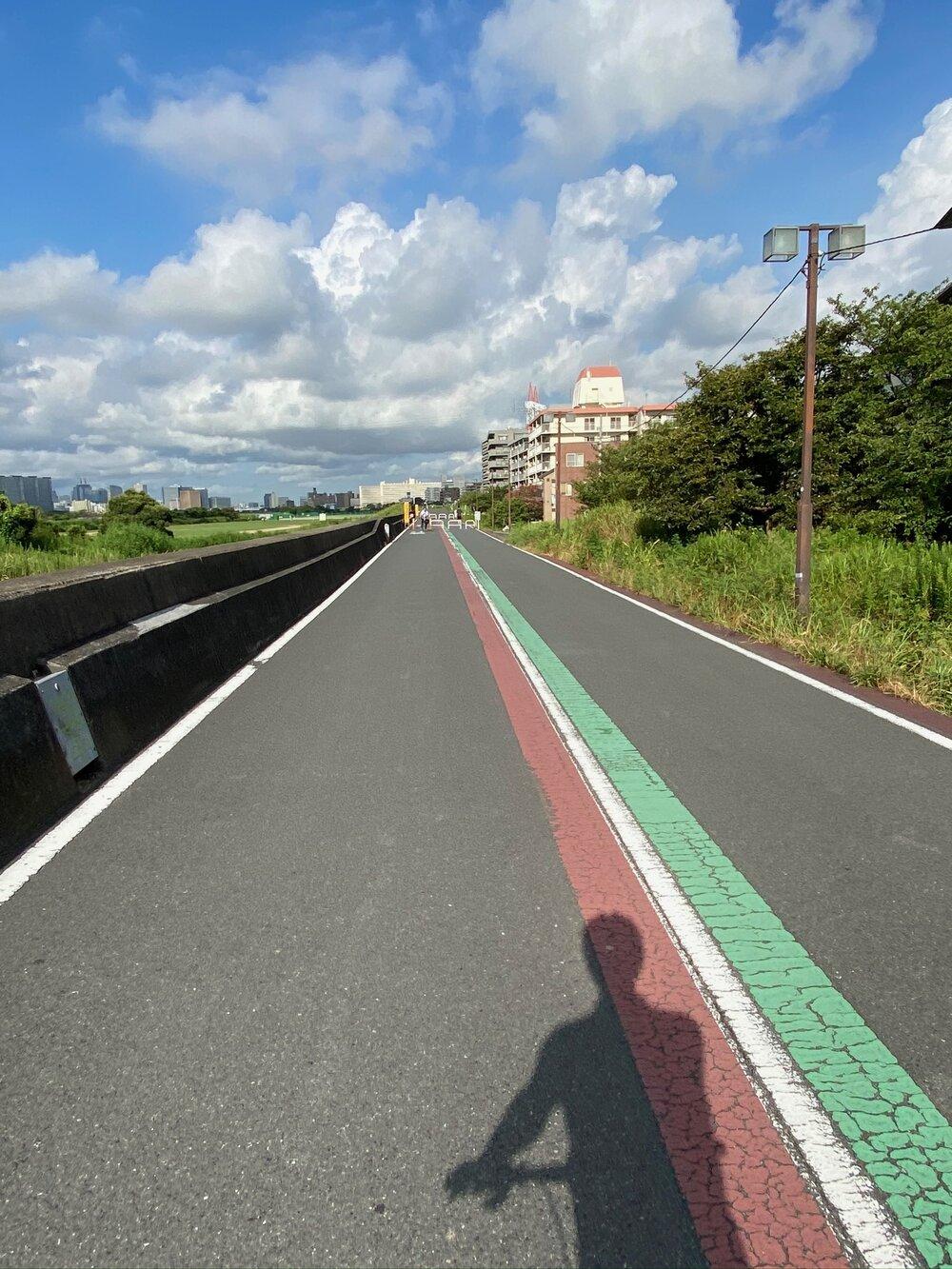 Tamagawa River Bike Trail