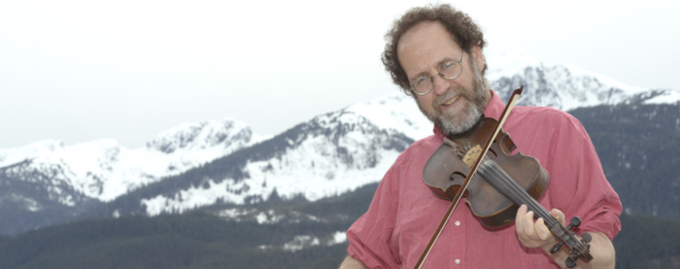 Ken Waldman Playing Fiddle on the Alaskan Frontier