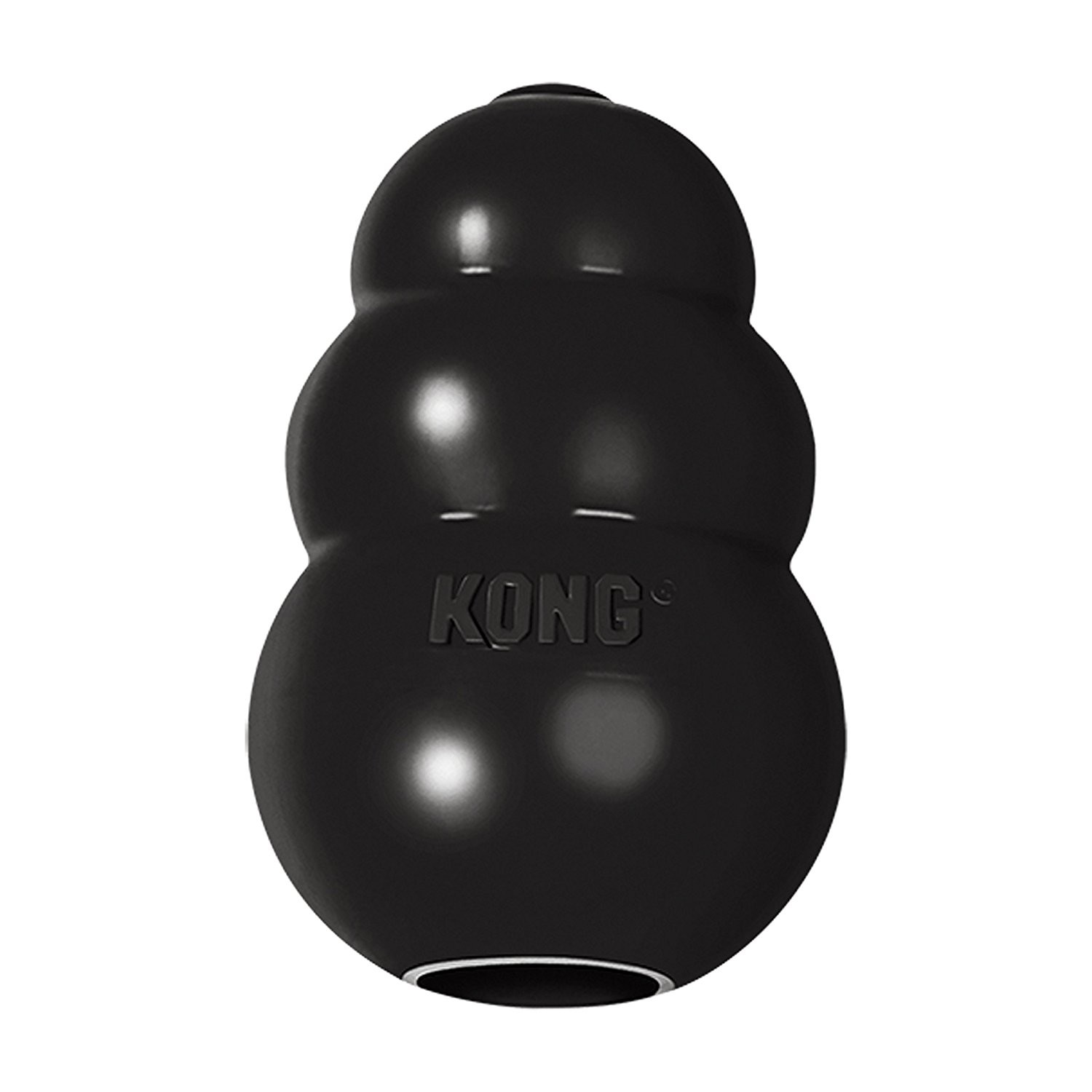 KONG Extreme Dog Toy, Black