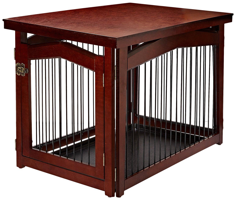 Merry Pet 2-in-1 Configurable Pet Crate n Crate