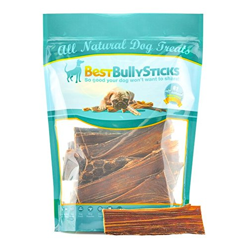 Joint Jerky Dog Treats by Best Bully Sticks - All Natural Beef Dog Treats