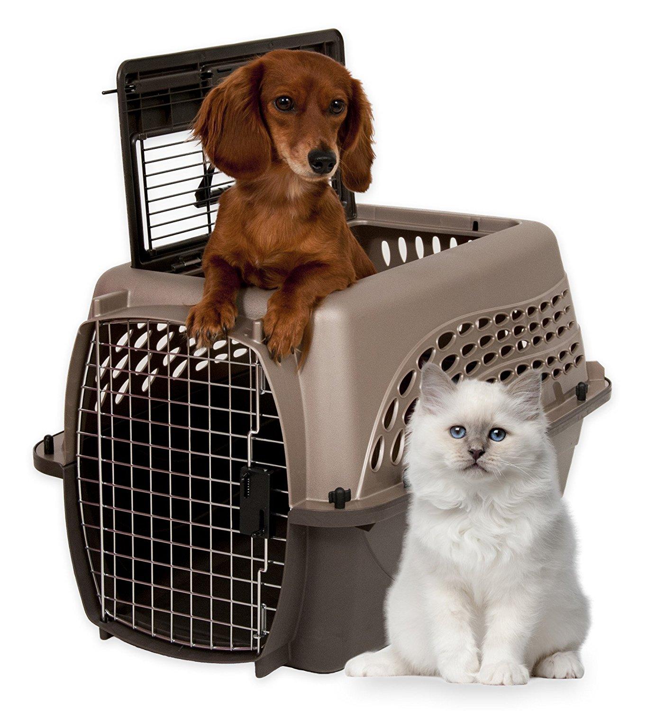 Petmate Two Door Top Load Kennel