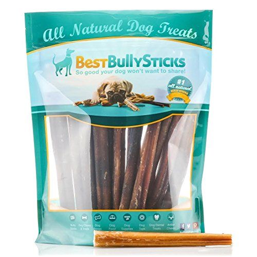 USA Odor-Free Bully Sticks by Best Bully Sticks - All Natural Dog Treats