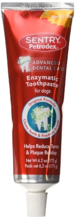 SENTRY Petrodex Enzymatic Toothpaste for Dogs
