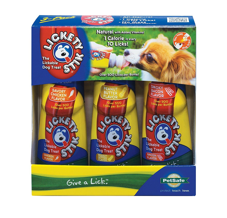 PetSafe Lickety Stik Low-Calorie Liquid Dog Treat