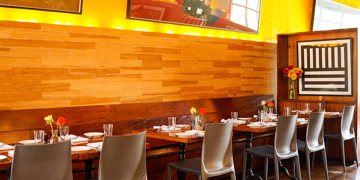 River Tavern Dining Room Photo by Clementine Creative