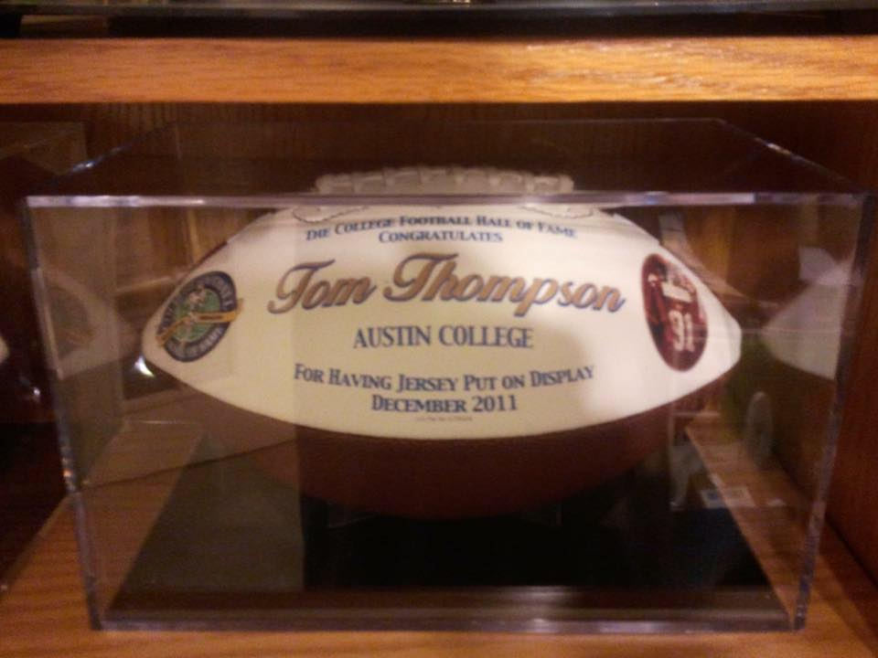 Hall of Fame Football