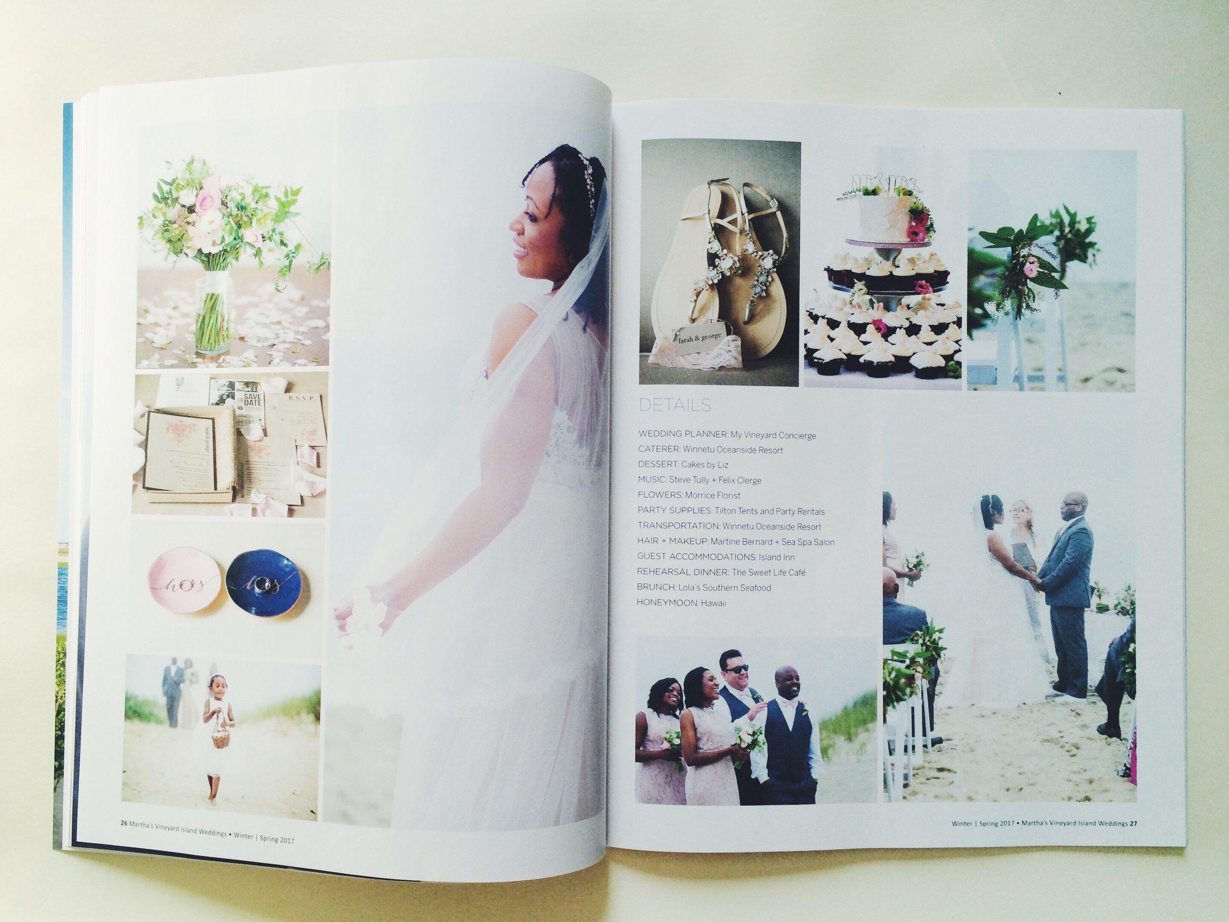 Martha's Vineyard Wedding, Island Weddings - Boston Wedding Photographer