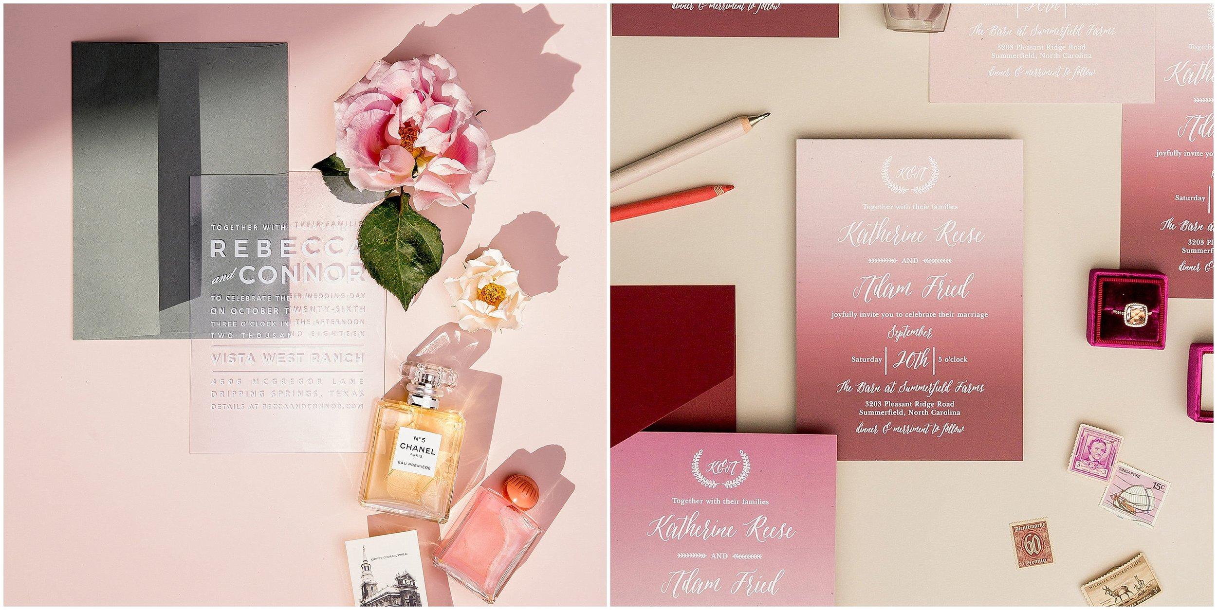 Boston Wedding Photographer, Wedding Invitations, Basic Invite