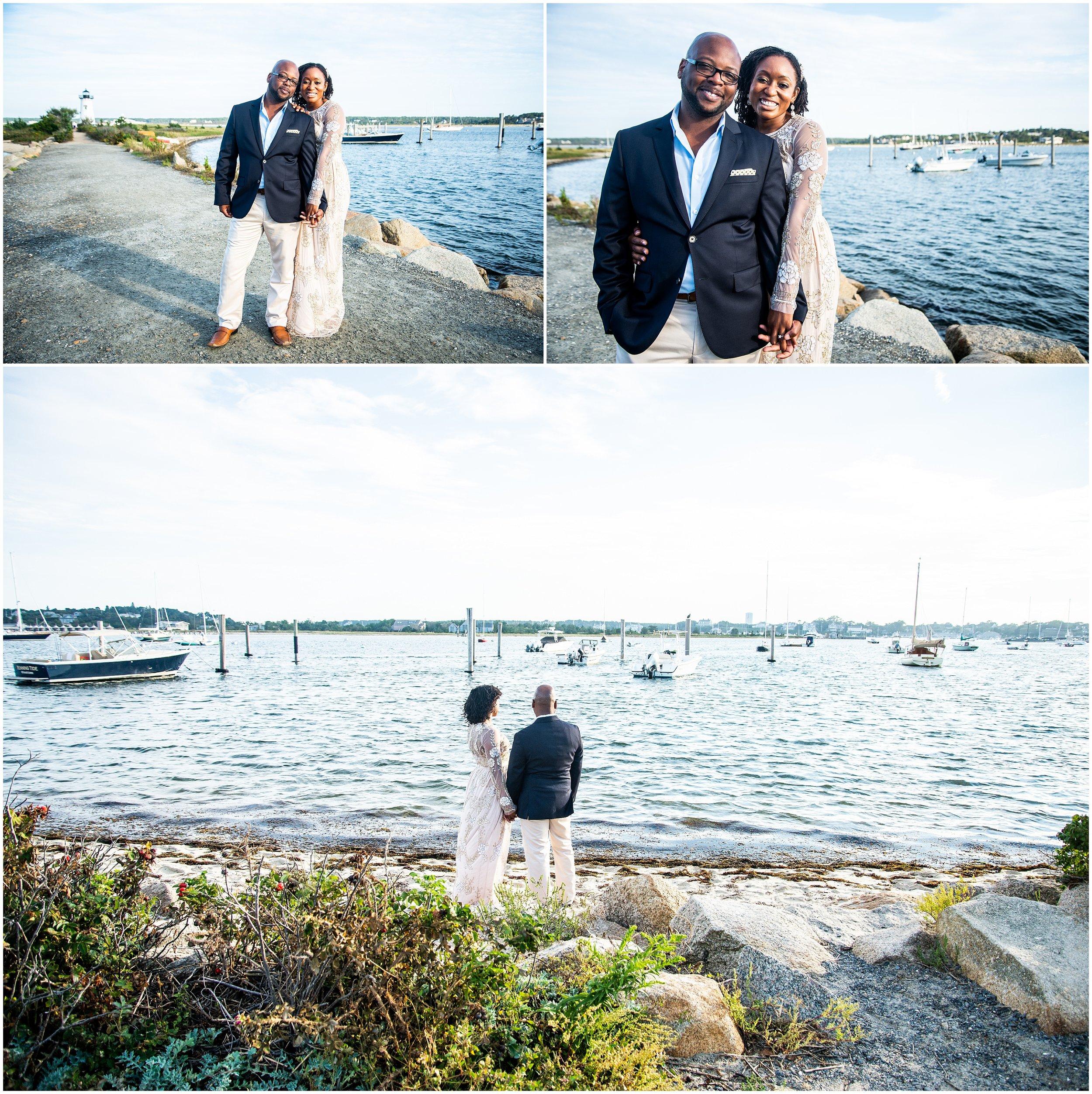 Cape Cod Engagement Photos