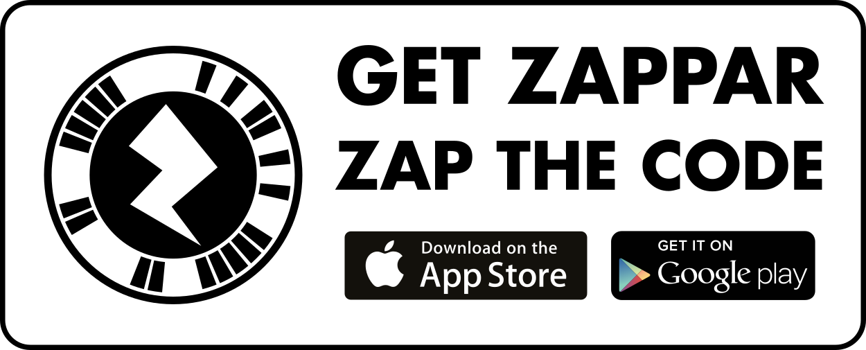 Download this app, Zap the Code, Watch/Listen/Learn with Augmented Reality Storytelling