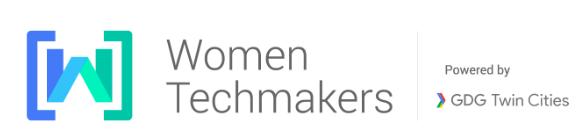 Women Techmakers GDG Twin Cities
