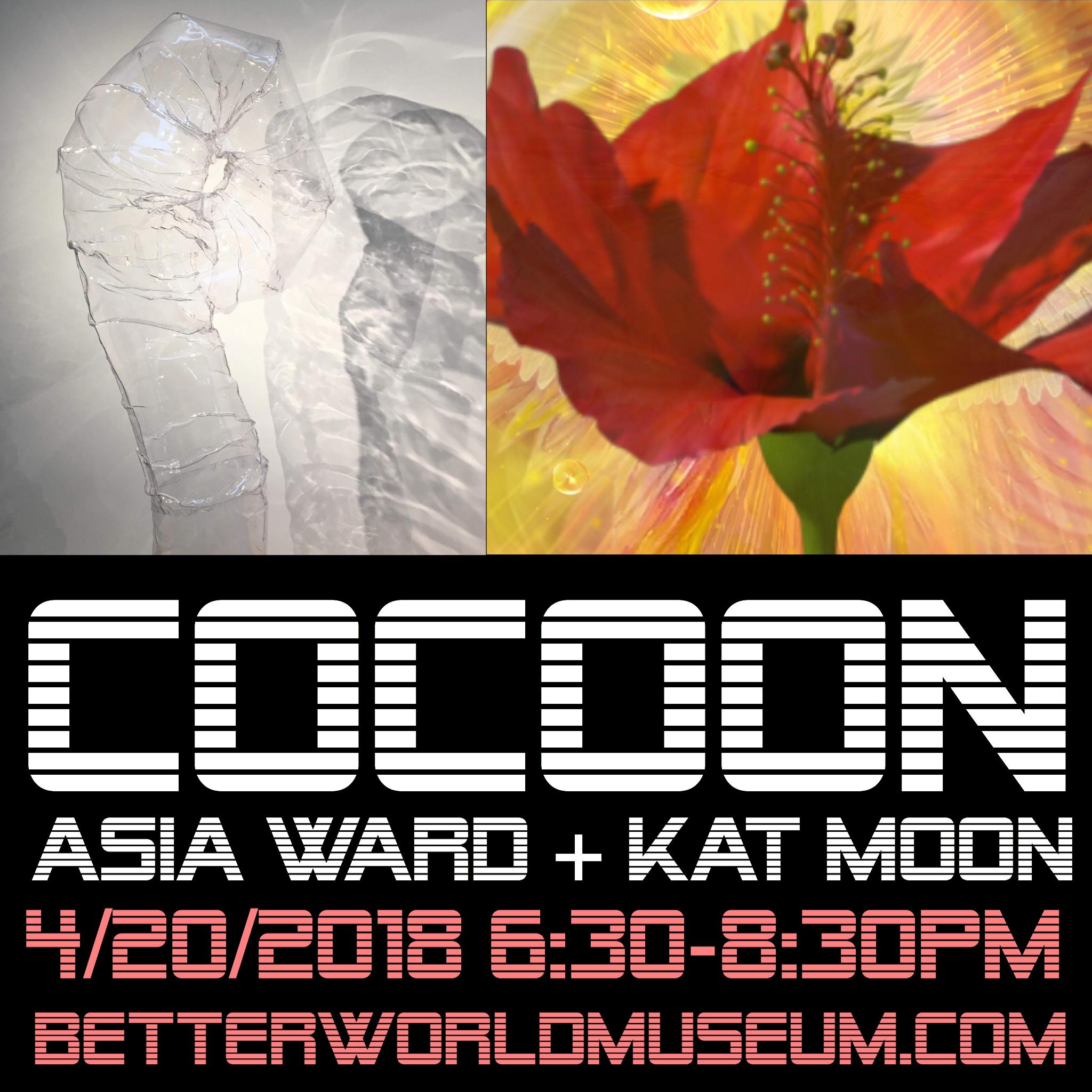 Cocoon Asia Ward + Kat Moon