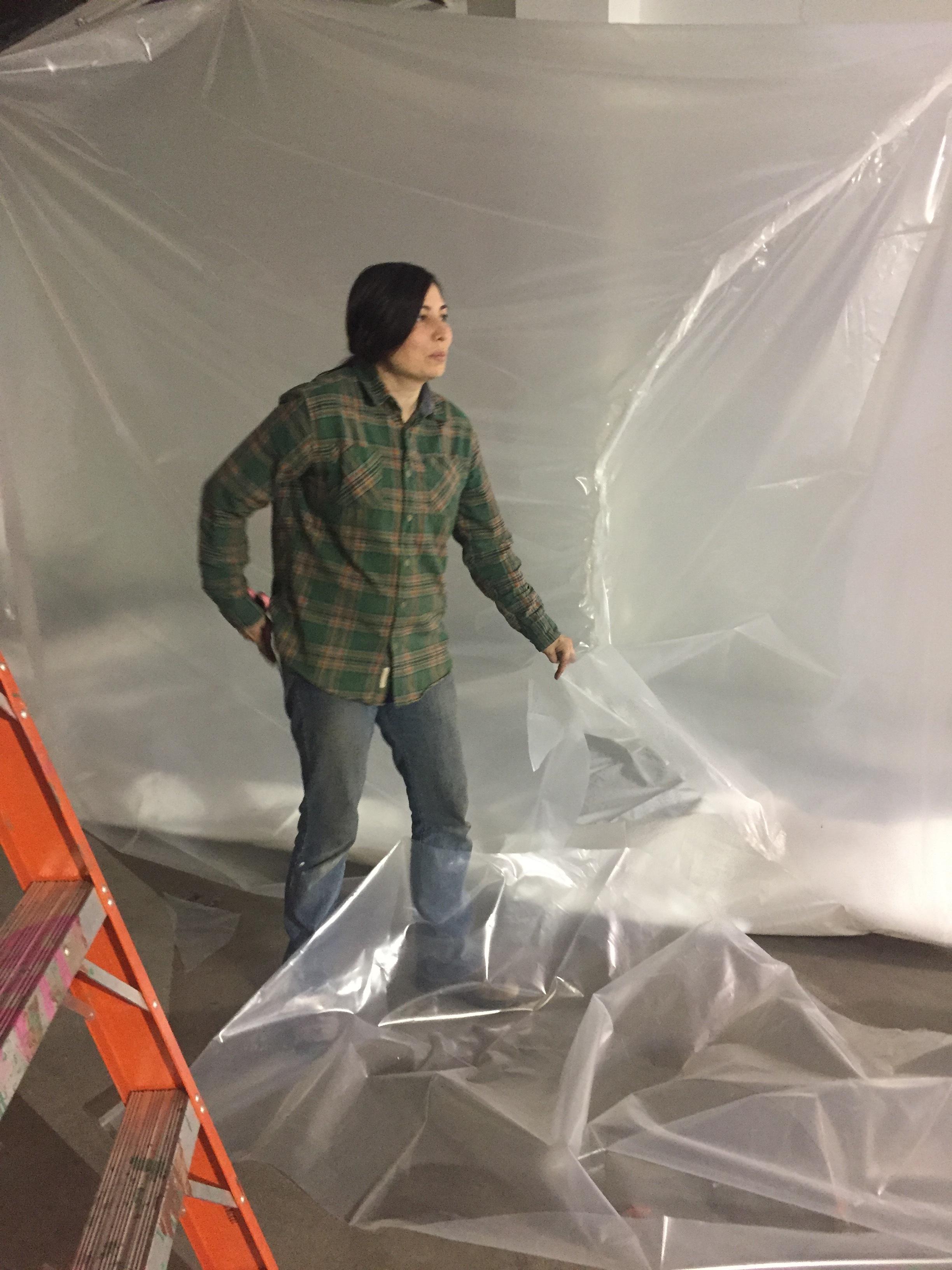 Asia Ward installs Cocoon