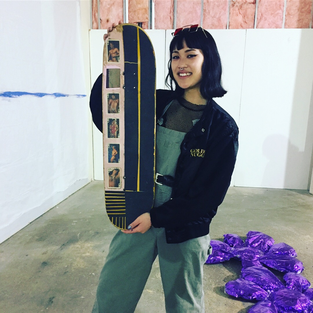 Feeling empowered. Skateboarder-in-Residence Program creates inclusive experiences