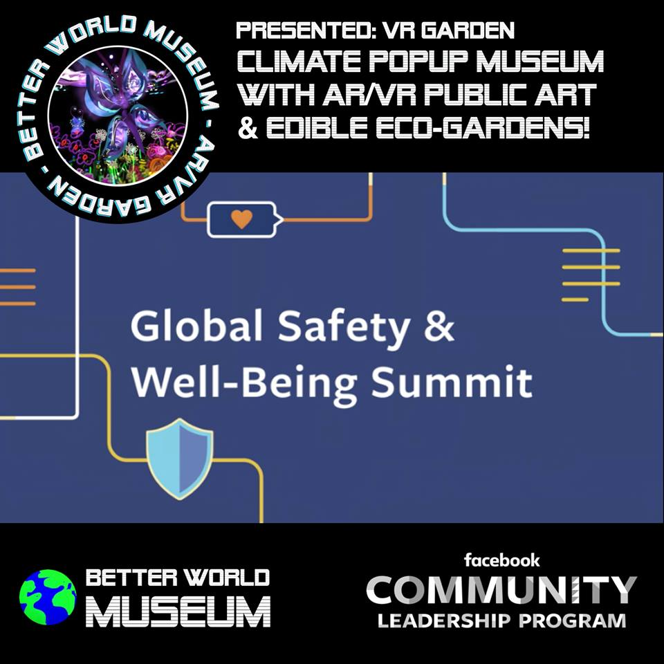 Global Facebook Safety & Well-Being Summit, NYC