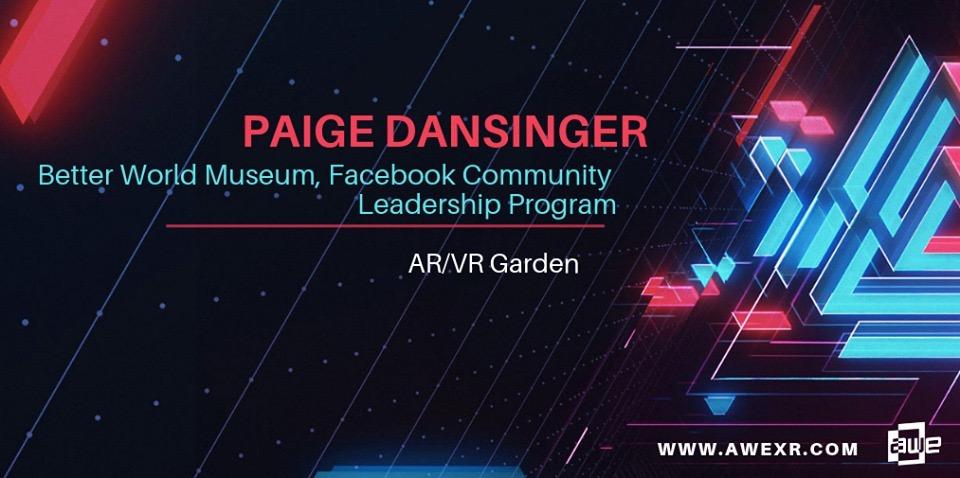 AWE Augmented World Expo 2019