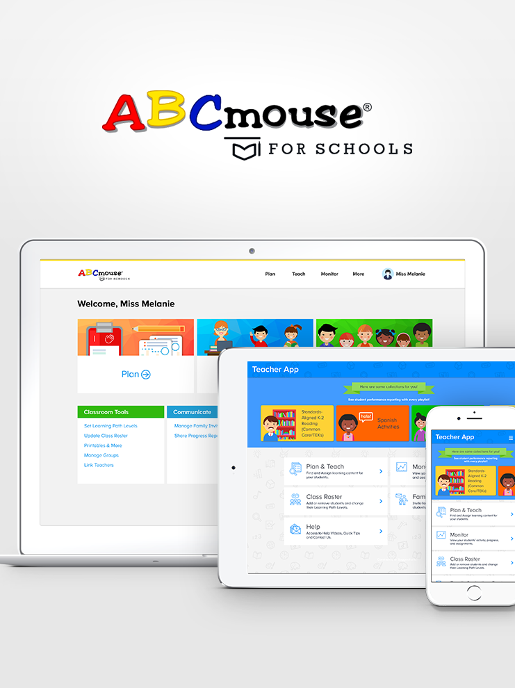 Copy of ABCmouse for Schools