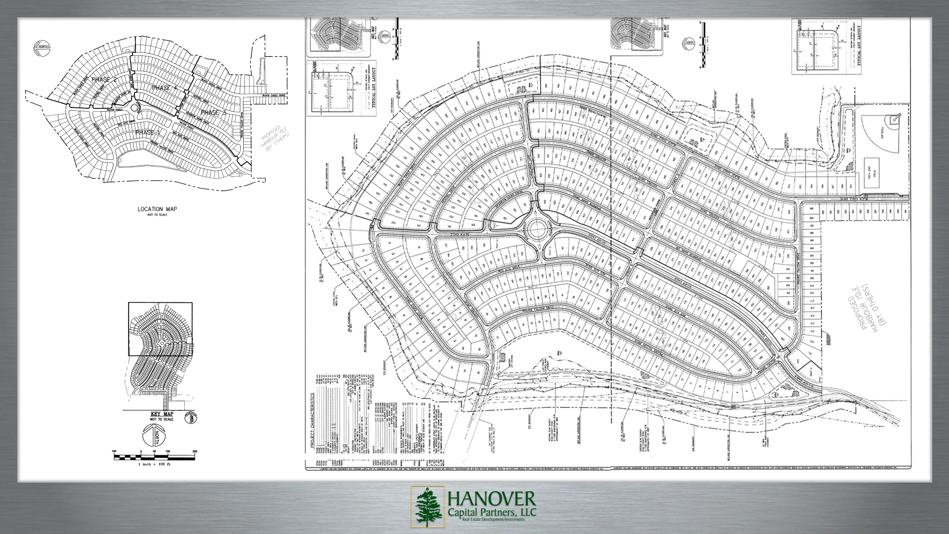Eagle Pointe Site Plan Overview