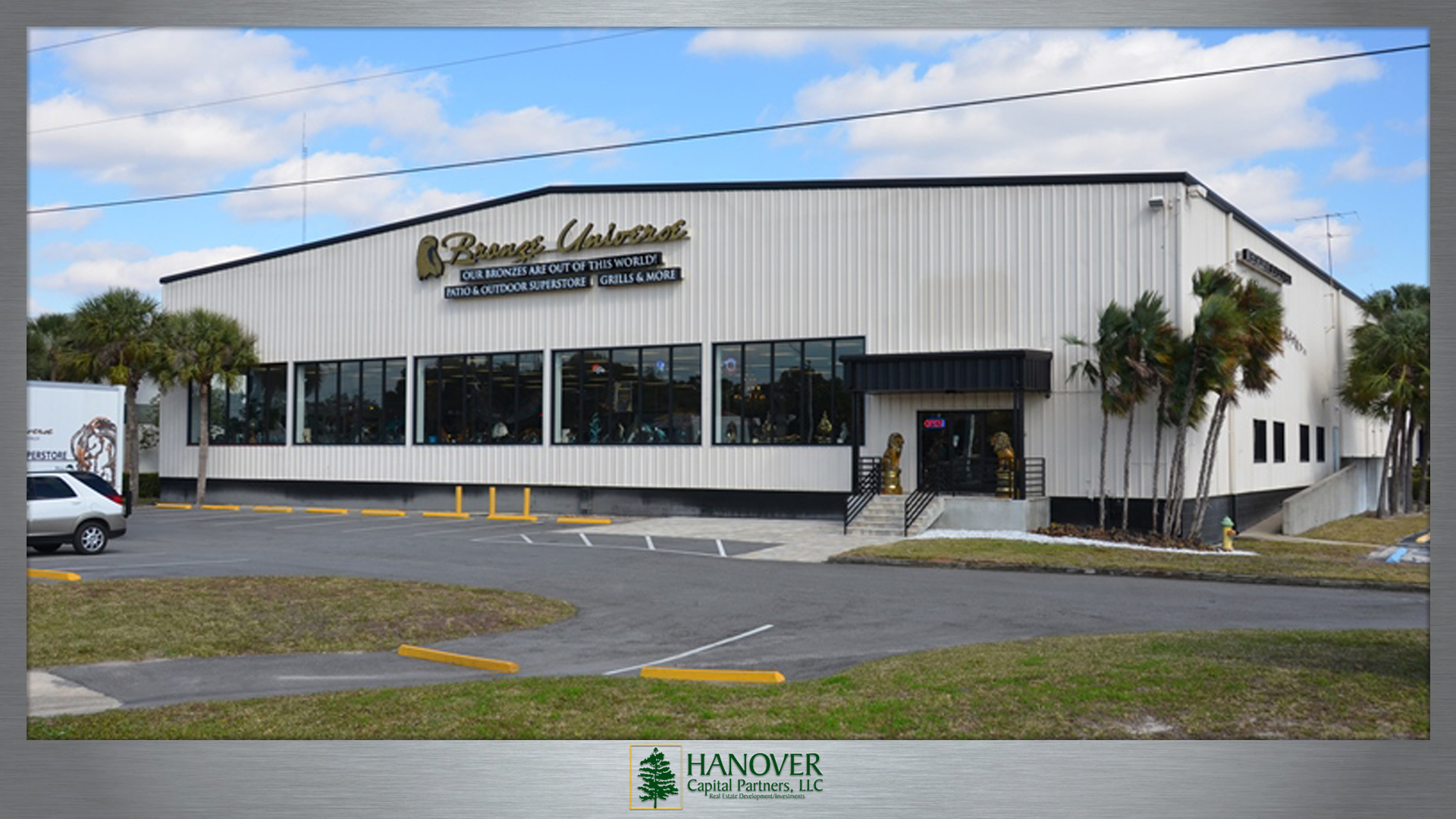 Shader Industrial Park - 4141 N. John Young Pkwy.