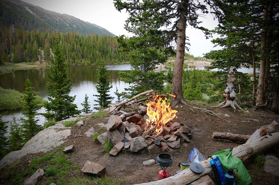 Macey Lakes, Sangre de Cristo Wilderness, Colorado, USA, June, 2016