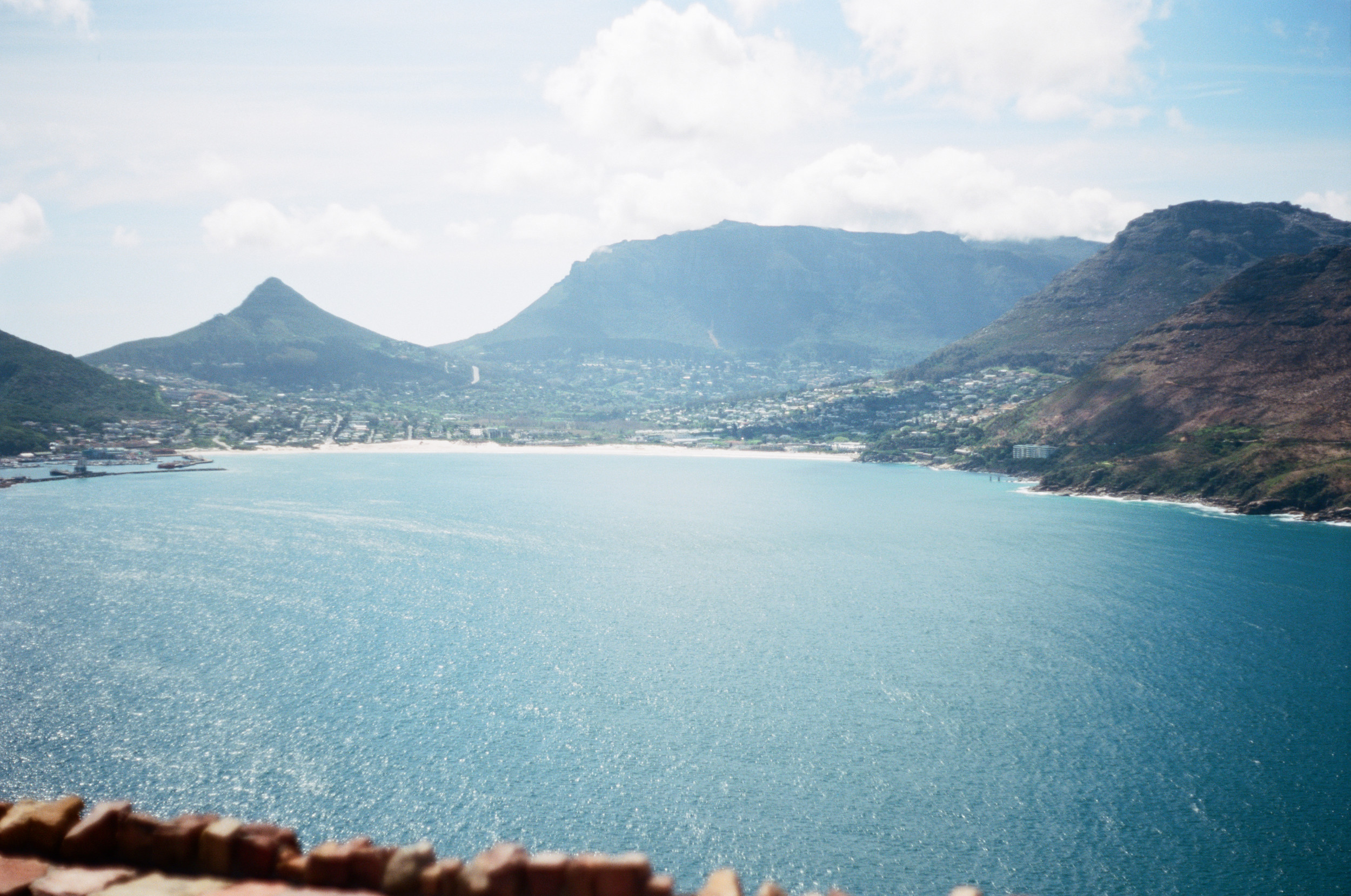 View From The Peak, Chapman's. South Africa