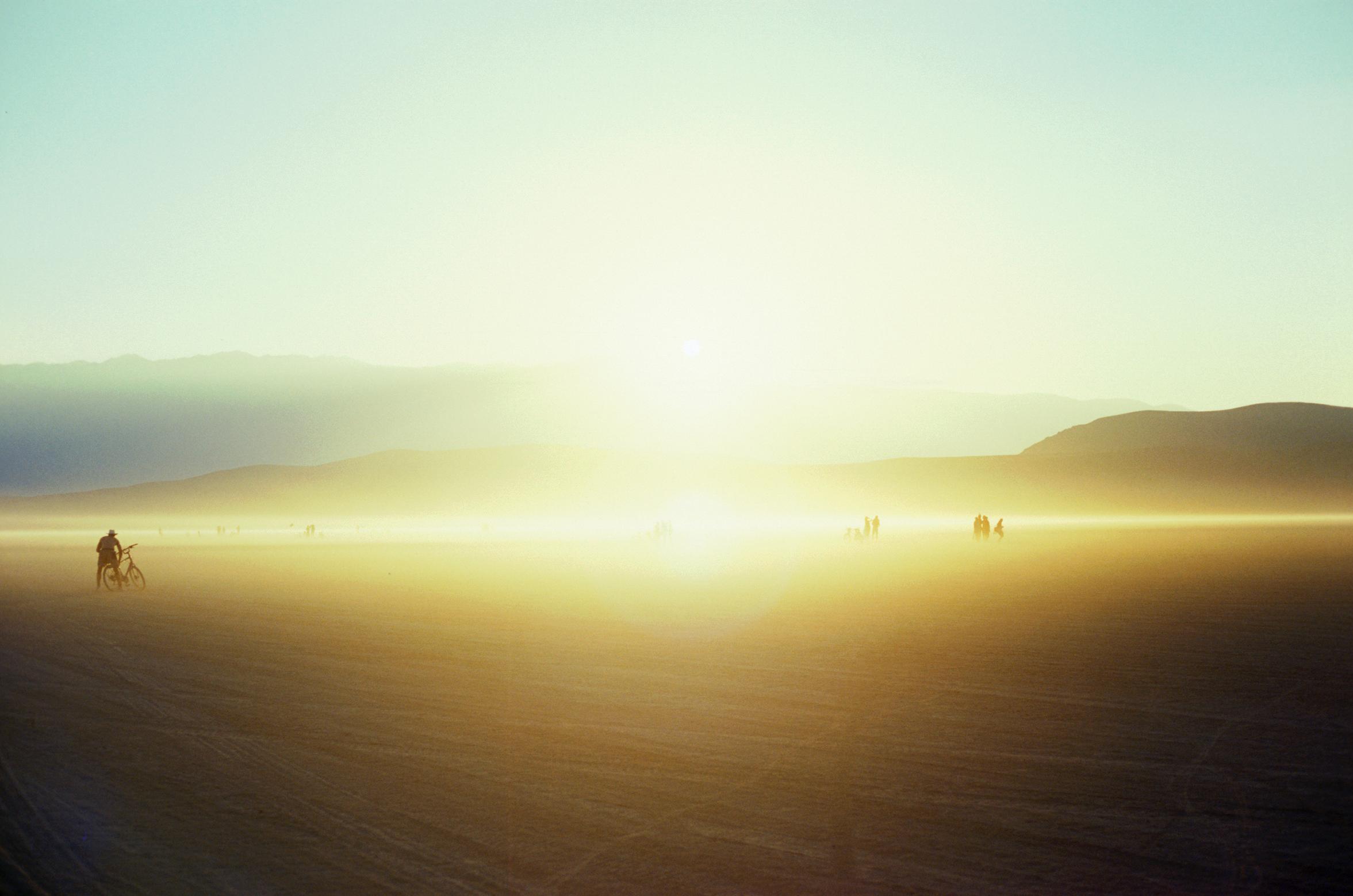 From Dusk Til, Burning Man