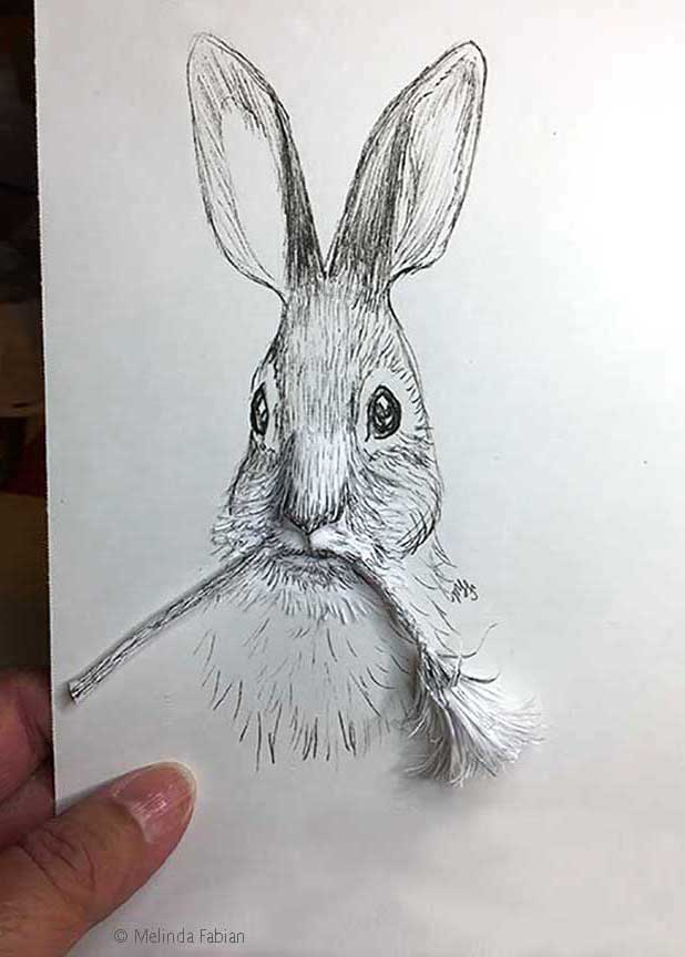 Inktober: Rabbit
