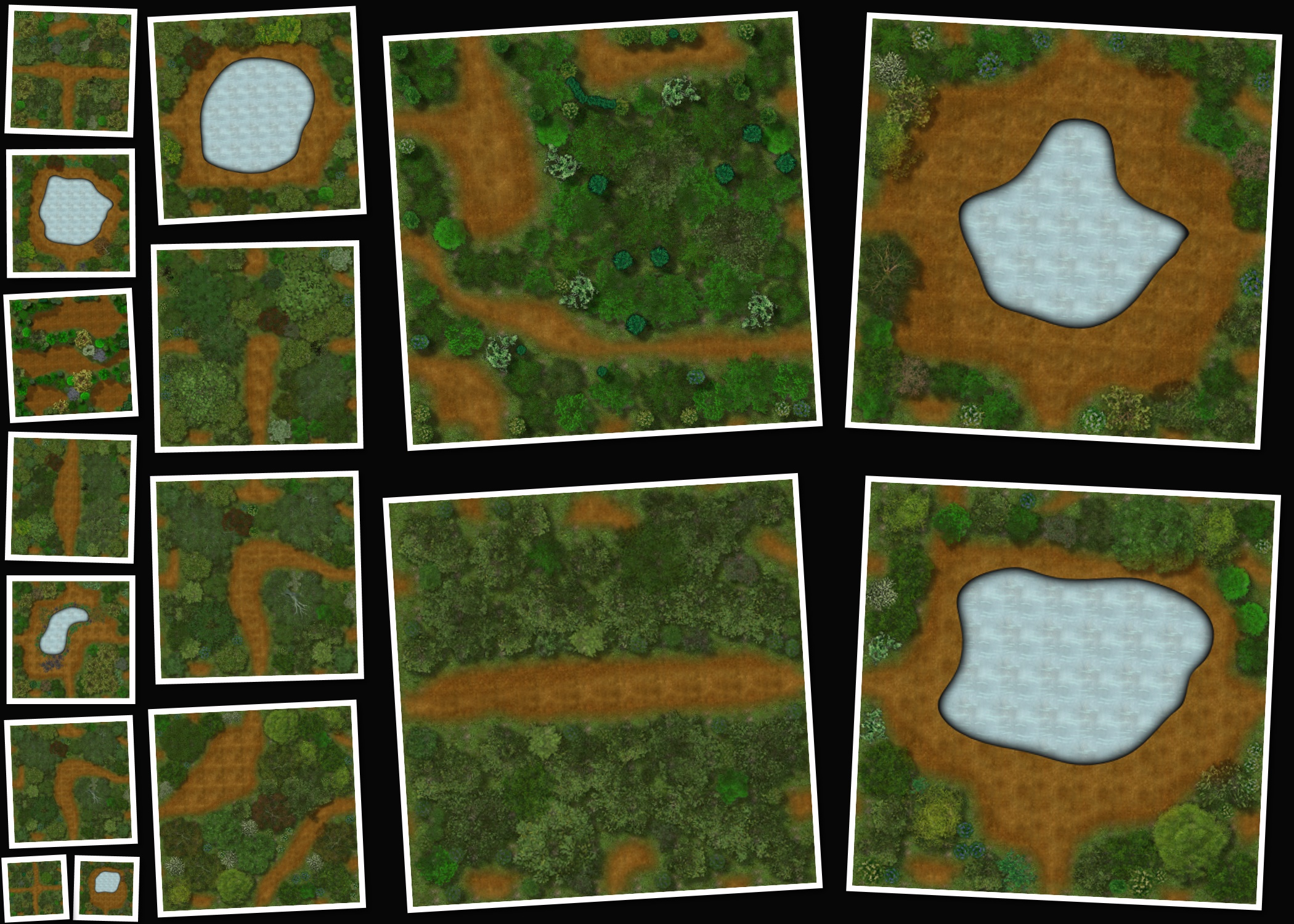 Geomorphic Cartography - Lots of prototyping around this project… more information to come later in the year most likely!