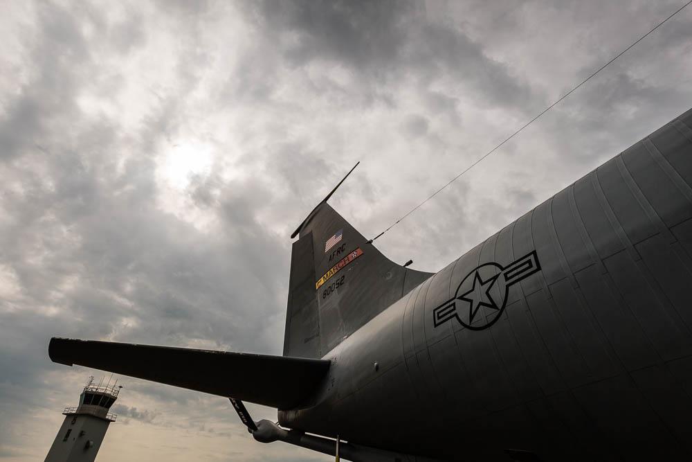 Detail, Boeing KC-135 Stratotanker